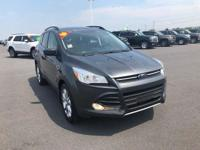 Magnetic Metall 2015 Ford Escape SE AWD 6-Speed