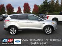 Outstanding design defines the 2015 Ford Escape!