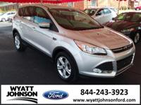 CARFAX One-Owner. Clean CARFAX. Ingot Silver 2015 Ford