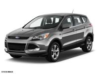 Options:  2015 Ford Escape Se|Gray|Awd. Superb