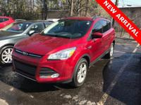 2015 Ford Escape SE AWD* BACK UP CAMERA* BLUETOOTH