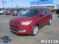 Options:  2015 Ford Escape Se|Miles: 56812Color: Ruby