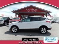 Options:  2015 Ford Escape Get Behind The Wheel Of Our