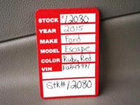 Options:  Radio W/Seek-Scan| Clock| Steering Wheel
