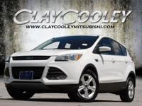 2015 Ford Escape Oxford White 6-Speed Automatic Escape