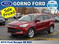 2015 FORD ESCAPE SE FRONT WHEEL DRIVE. FORD