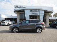 Stock 6876. 2015 Ford Escape (That's right it's a 2015
