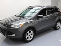 2015 Ford Escape with 1.6L Ecoboost I4 Engine,Cloth