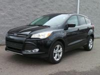 Outstanding fuel economy for an SUV! Back in Black! Put