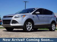 2015 Ford Escape SE in Ingot Silver, This Escape comes