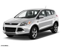 2015 Ingot Silver Ford Escape SE Details:  * Includes