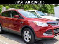 This Escape features:  Clean CARFAX. 32/23 Highway/City