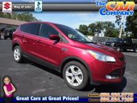 Used 2015 Ford Escape,  DESIRABLE FEATURES:  a