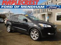 *2015 Certified Ford Escape Titanium FWD*CARFAX