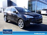 Trustworthy and worry-free, this Used 2015 Ford Escape