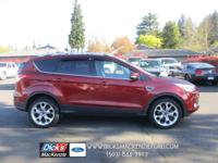 As loaded as you'll find! This 2015 Escape comes with