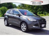 This 2015 Ford Escape Titanium is offered to you for