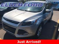 Recent Arrival! 2015 Ford Certified. Escape 4D Sport