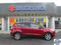 Options:  2015 Ford Escape Titanium Titanium|This Ford