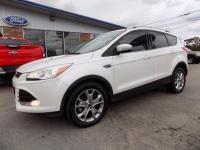 2015 Ford Escape Titanium Front Wheel Drive With