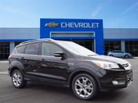 Options:  2015 Ford Escape Titanium|Miles: 62882Color: