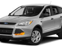 Options:  2015 Ford Escape Titanium|Very Low Mileage: