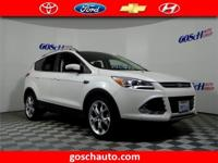 This outstanding example of a 2015 Ford Escape Titanium