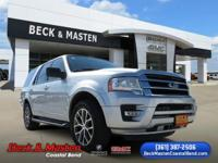 CARFAX One-Owner. 2015 Ford Expedition RWD 6-Speed