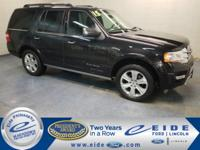 2015 Ford Expedition Platinum Highlighted with
