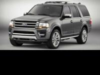 2015 Ford Expedition EL ! Featuring a 3.5L V6 and only