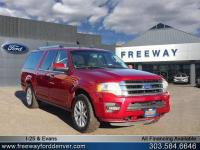 Ruby Red Metallic Tinted Clearcoat 2015 Ford Expedition
