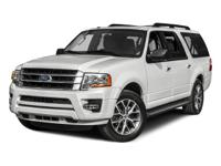 2015 Ford Expedition EL Limited 4WD. Clean