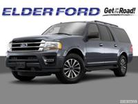 CARFAX One-Owner. Clean CARFAX. 2015 Ford Expedition EL