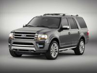 Ford Expedition EL Platinum 2015 Black 4WD. Reviews: *