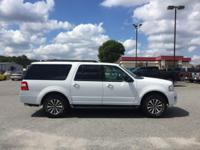CARFAX 1-Owner. XLT trim, Oxford White exterior and