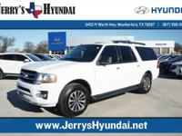 Check out this gently-used 2015 Ford Expedition EL we