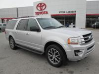Recent Arrival! 2015 Ford Expedition EL XLT EcoBoost