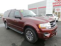 XLT trim. Fremont Certified. 3rd Row Seat, Sunroof,