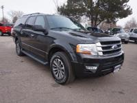 Imposing and capable, our 2015 Ford Expedition XLT