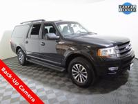 2015 Ford Expedition EL XLT with a 3.5L EcoBoost V6