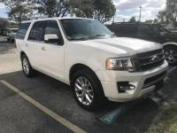 2015 FORD EXPEDITION LIMITED - LIKE NEW - ONE OWNER -