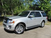 Options:  2015 Ford Expedition Limited|This 2015 Ford
