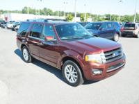 Recent Arrival! Clean CARFAX.2015 Ford Expedition