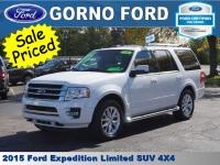 2015 FORD EXPEDITION LIMITED 4X4. 3.5L ECOBOOST V6