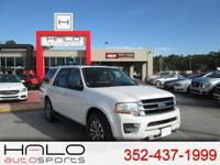 2015 FORD EXPEDITION XLT LEATHER SUNROOF AND