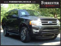 2015 Ford Expedition XLT, Tuxedo Black, AWD / 4WD, SONY