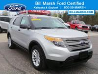 2015 Ford Explorer AWD, Sync blue tooth, Remote entry,