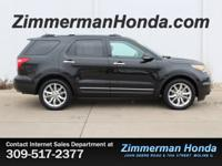 Come test drive this 4 Wheel Drive *2015 Ford Explorer