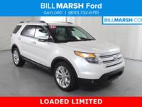 2015 Ford Explorer Limited AWD, SUPER NICE! This