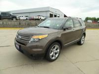 2015 Ford Explorer Limited DINSDALE ADVANTAGE, 2YR OR